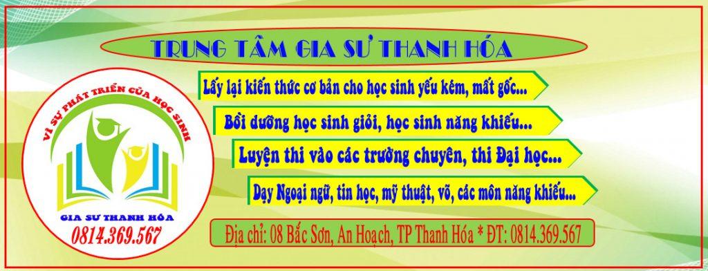 Gia sư Thanh Hóa*0814.369.567-0968.678.234